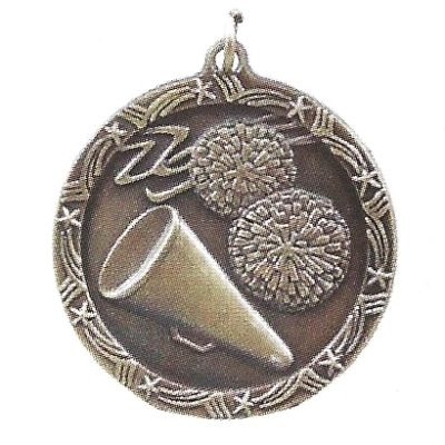 Economy Cheerleading Medal