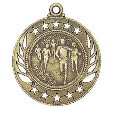 High End Cross Country Medal