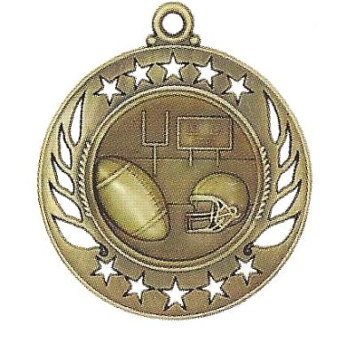 High End Football Medal