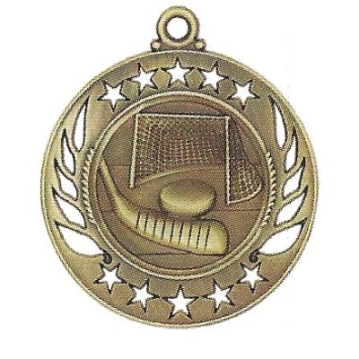 High End Hockey Medal