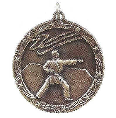 Economy Karate Medal