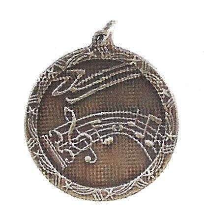 Economy Music Medal