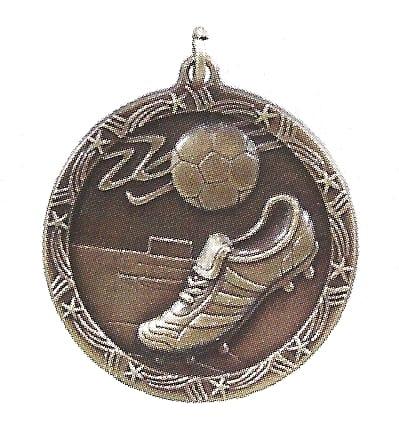 Economy Soccer Medal