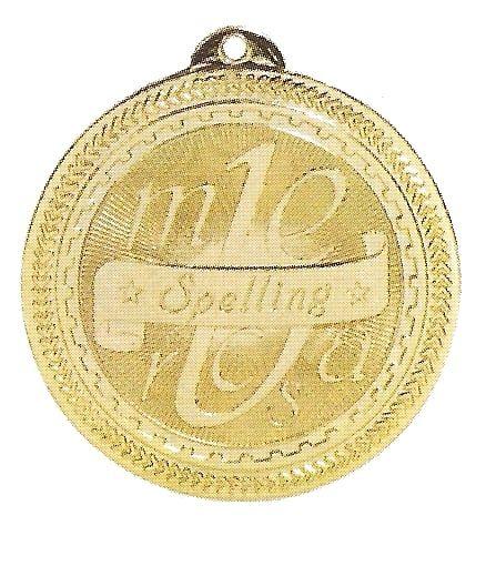 Spelling Medal