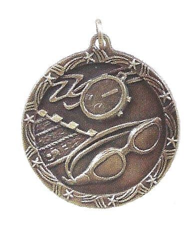 Economy Swimming Medal