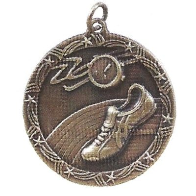 Economy Track Medal
