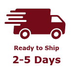 2-5 Days Shipping