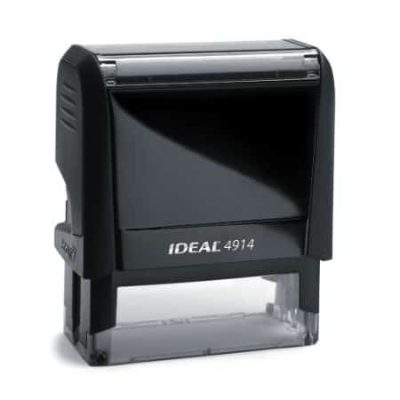 IDEAL 4914 Self Inking Stamp