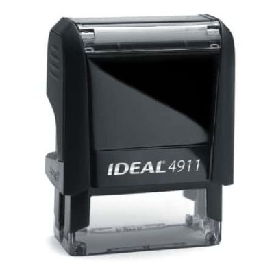 IDEAL 4911 Self Inking Stamp
