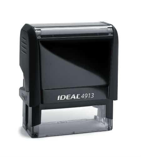 Ideal 4913 self inking stamp