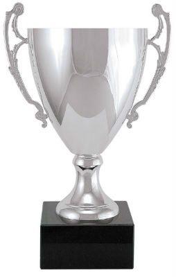Metal Silver Cup Trophy