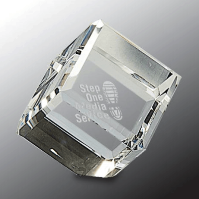 Medium Crystal Cube