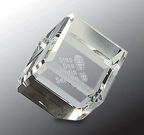 Medium Crystal Cube