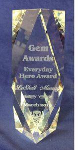 LeShell Murray Award