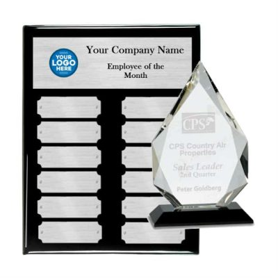 Employee of the Month Trophy Package