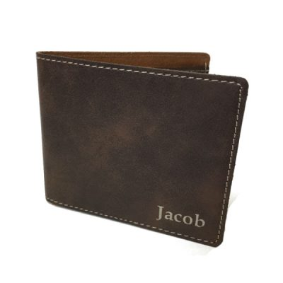 Personalized Wallet for Men