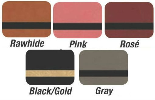 Leatherette Leather Swatches