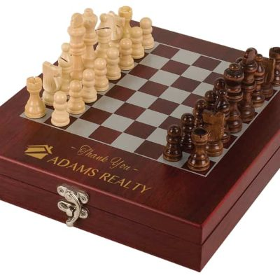 Perosnalized Chess set