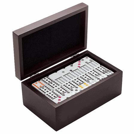 Engraved Dominos Set
