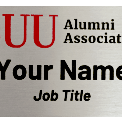 SUU Department Name Tags